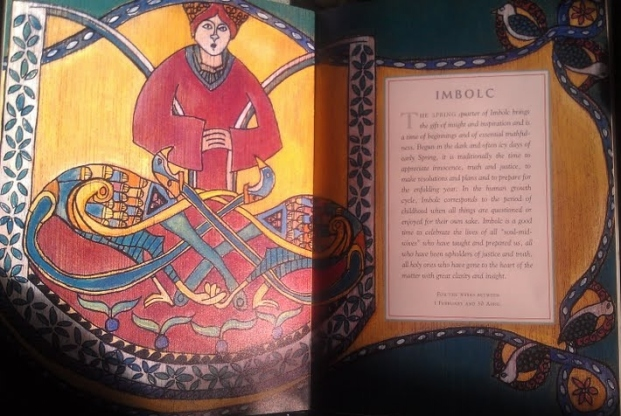 Celtic Devotional by Caitlin Matthews