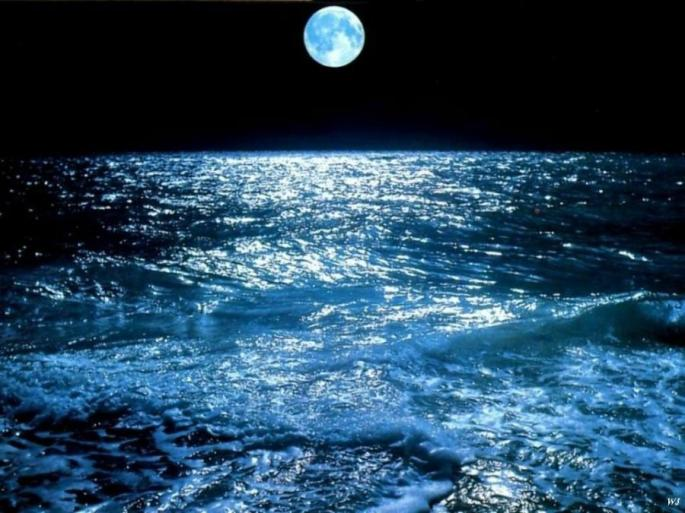 tide of moon and sea2