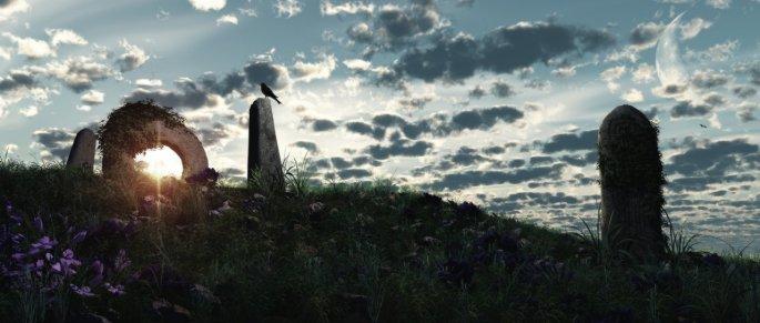 Celtic_Burial_Ground_by_MerlinsArtwork