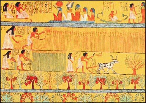 Ancient egyptian afterlife discussion