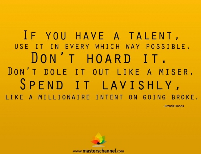 brenda francis talent