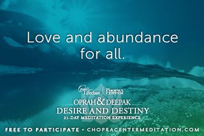 love and abundance for all