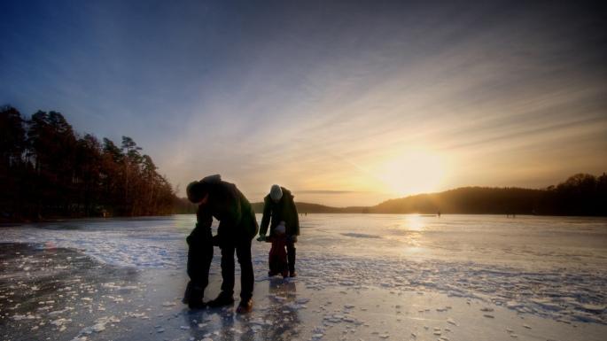 creative common ice lake