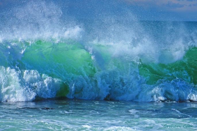 creative common ocean wave