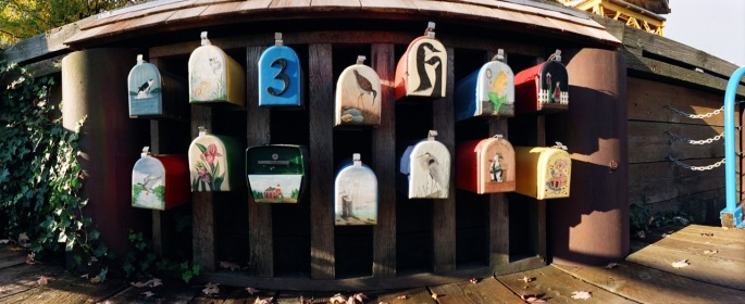 creative commons mailboxes