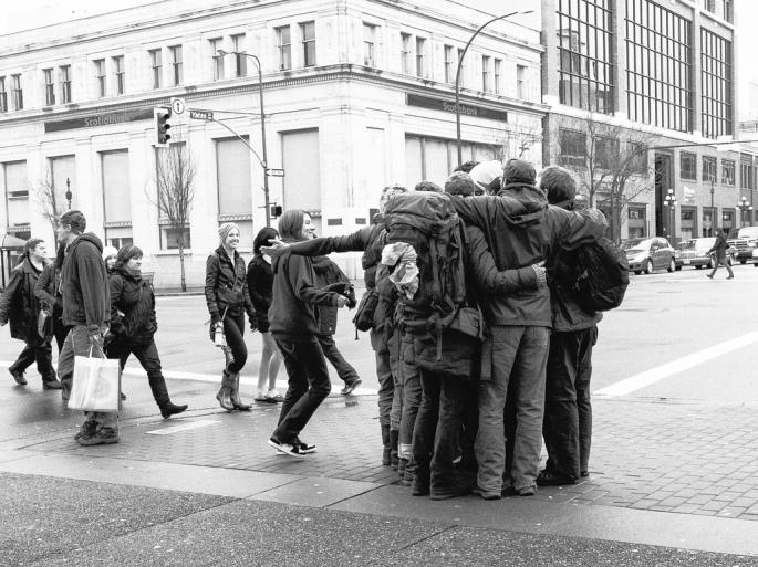 creative commons group hug