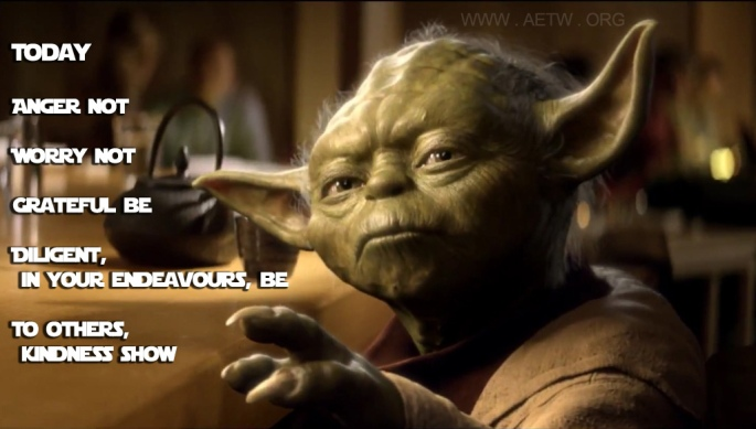 star wars reiki principles yoda