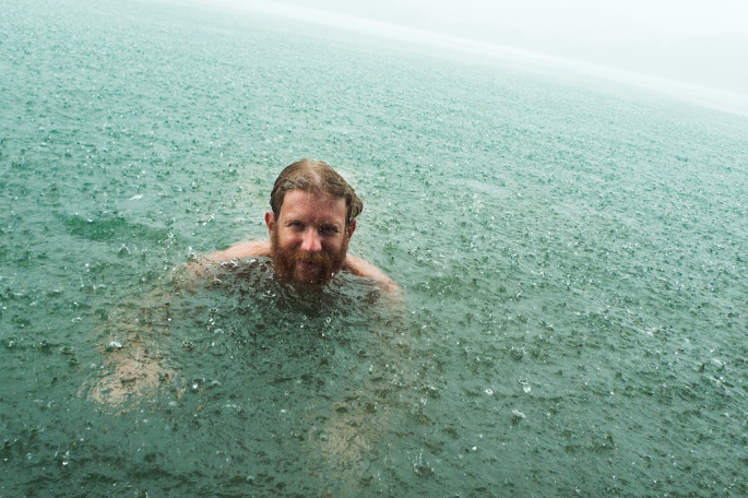 creative common swim rain
