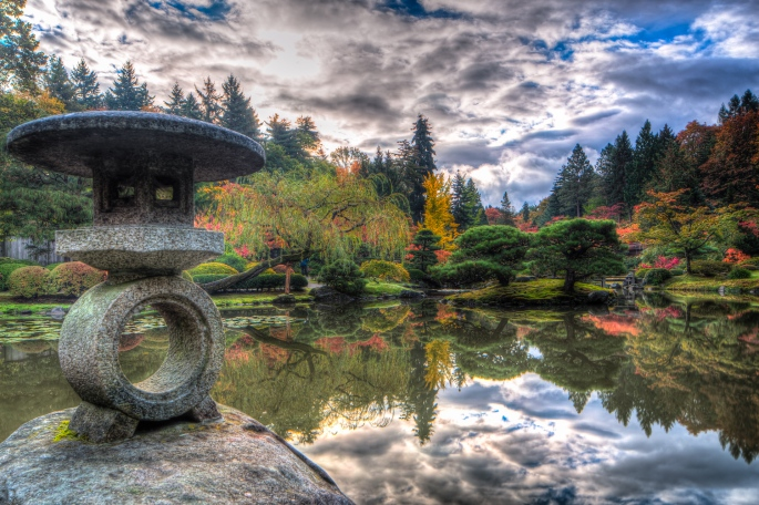 Seattle Japanese Gardens